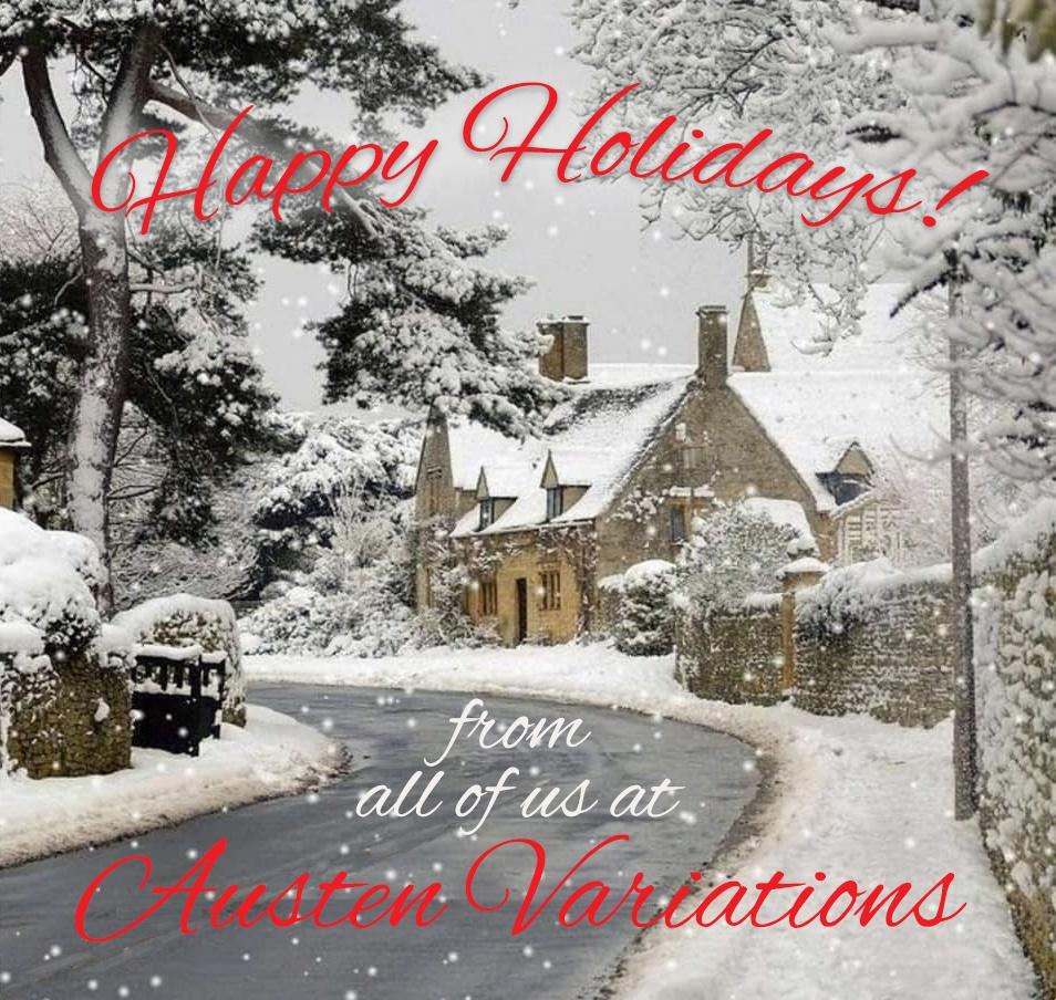 Advent Day 25 – Happy Christmas!