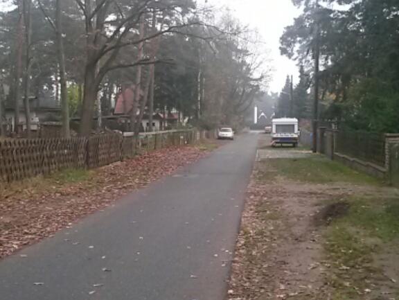 Müggelheim Fußweg