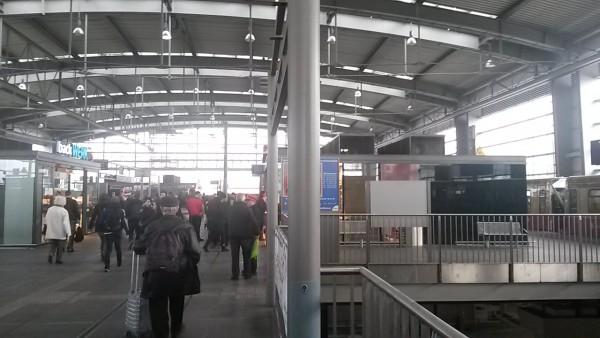 Ostkreuz Ringbahnsteig