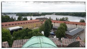 Blick vom Juliusturm (Zitadelle Spandau)