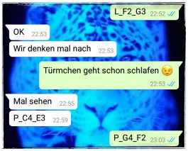 Fernschach via WhatsApp