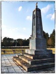 Italienischer Soldatenfriedhof - Obelisk