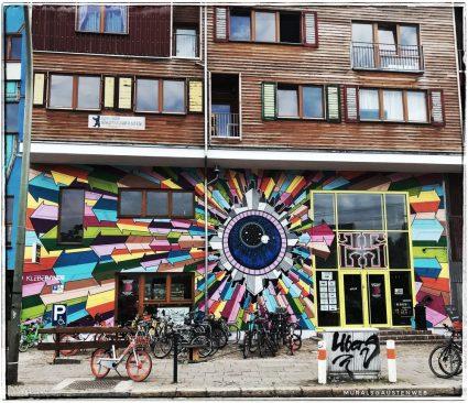 Berlin Mural Festival - Holzmarkt 25