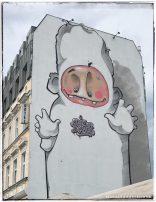 Berlin Mural Festival - Mühlenstraße