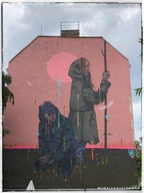 Berlin Mural Festival - Rigaer Straße 98