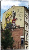 Berlin Mural Festival - Luckauer Str
