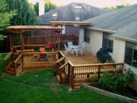 All About the Decks At Austex Fence and Deck