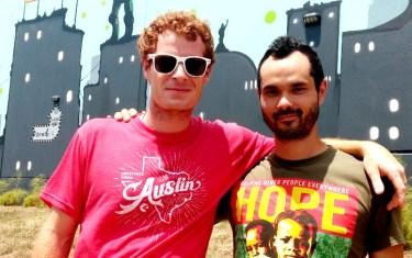 Blame These Men for Austin's Radical New Ninja Turtles Mural