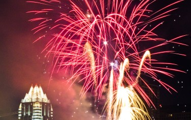 Check Out These Events For A Romantic New Year's Eve In Austin