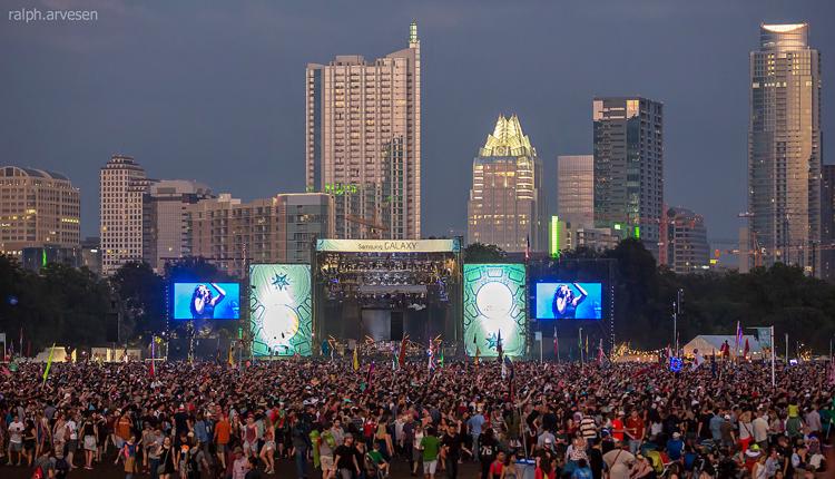 Lorde ACL Austin City Limits SXSW live music festival venue