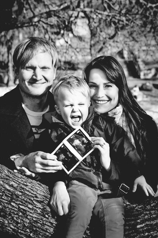 Mylinda and family