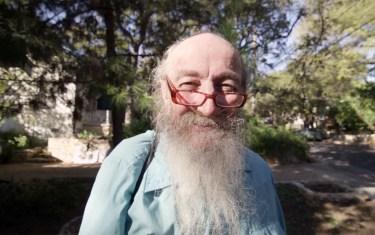 Meet Crazy Carl (And His Man Boobs), Austin's Original King Of Weird