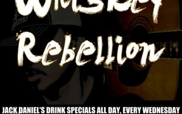 Whiskey Wednesday's with AJ Vallejo's Whiskey Rebellion!