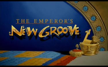 Family Film Series: Emperor's New Groove