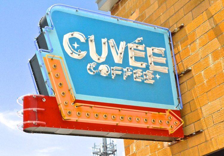 Photo: Courtesy, Cuvée Coffee Bar on Facebook.