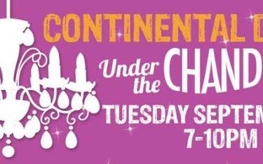 Under the Chandelier Presents: Continental Drift