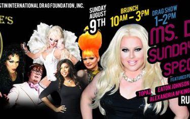 Ms. Divine's Sunday Brunch Spectacular