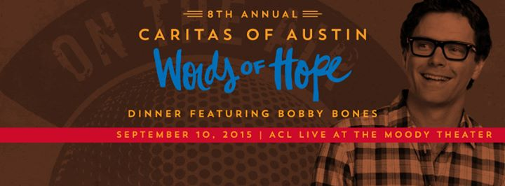 caritas of austin words of hope featuring