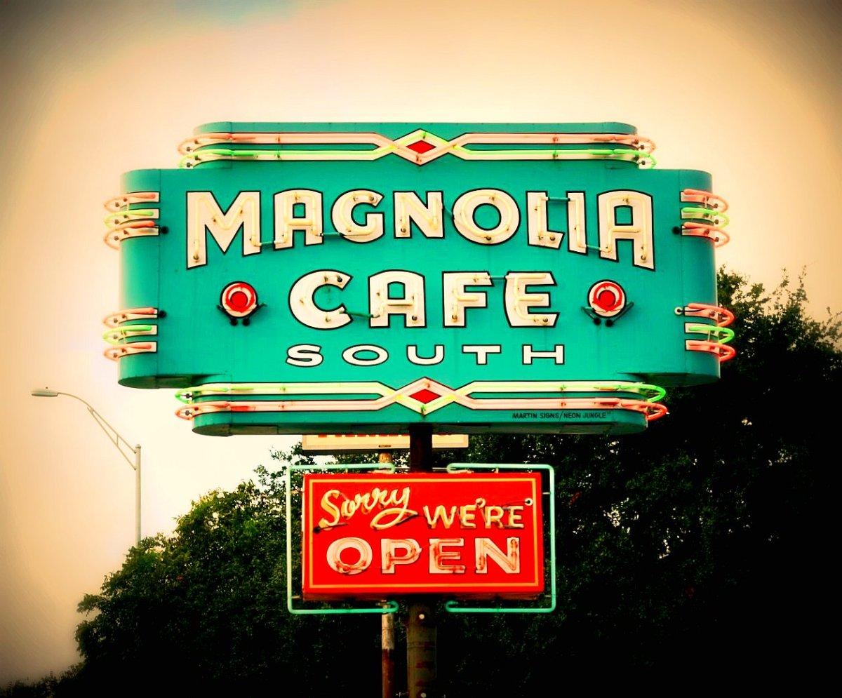 Magnolia Cafe Prices