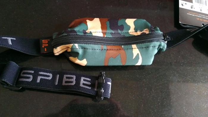 SPIbelt utility belt fanny pack jogging running pouch festival personal items safe theft