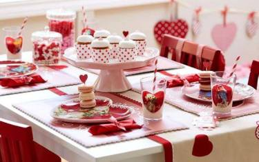 Valentine's Day Faerie Tea Party