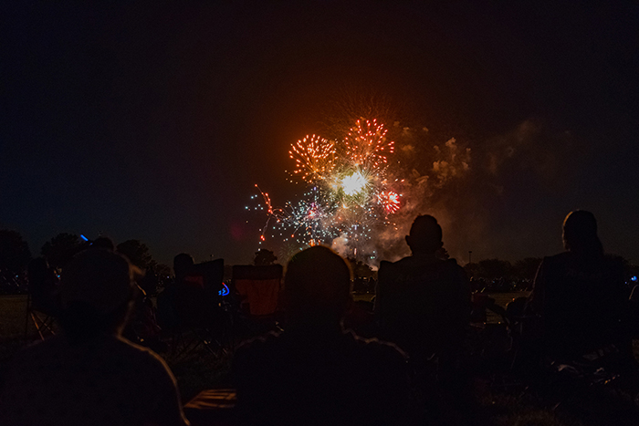 cedar park fireworks july 4th fourth independence day new years eve zilker park