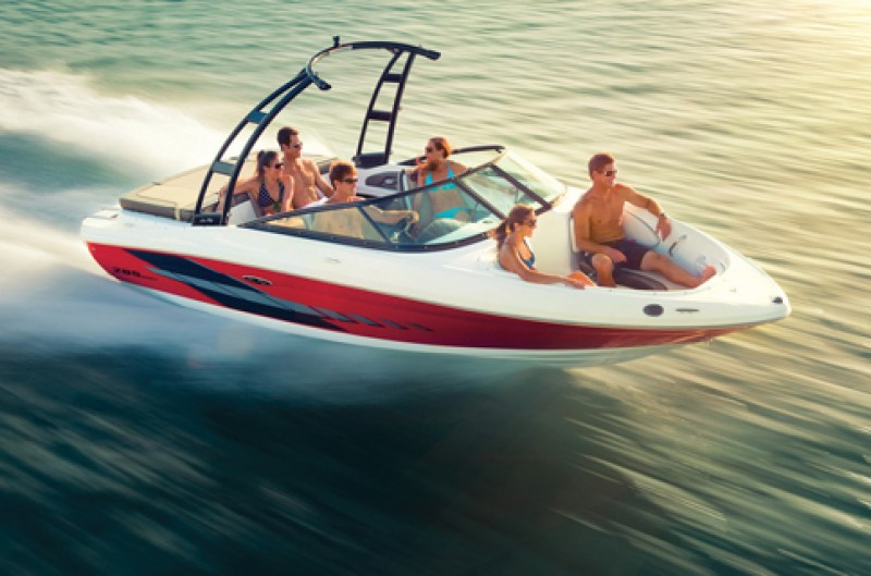 Just an example of one of the cool boats you'll see at the Austin Boat Show! (Photo credit: Austin Boat Show)