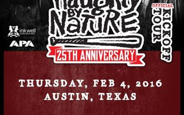 NAUGHTY BY NATURE | EMPIRE GARAGE | Presented by Untapped Festival & Spune