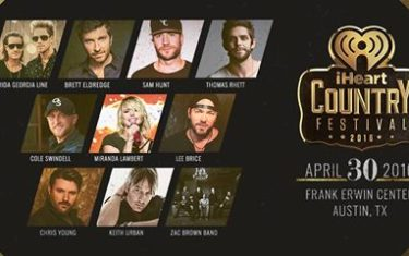 iHeartCountry Festival 2016