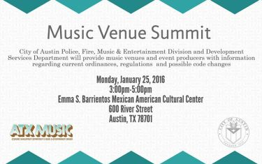 Live Music Venue Summit