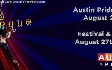 Austin PRIDE 2016 Celebration