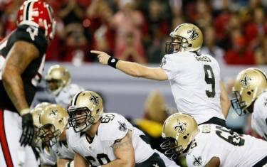 Season Finale' New Orleans Saints vs Atlanta Falcons