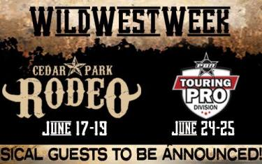 Wild West Week: PBR Touring Pro Division