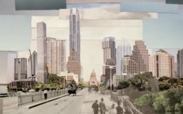 Video Beautifully Captures Austin's Stunning Gentrification