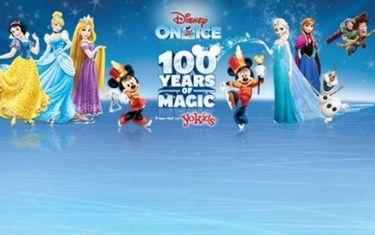 Disney On Ice presents Let's Celebrate Presented by Stonyfield YoKids Organic Yogurt