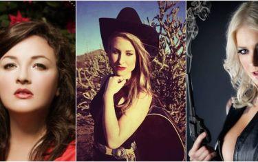 Ameripolitan Outlaw Women Showcase: Bonnie Montgomery / Tommy Ash / Darci Carlson