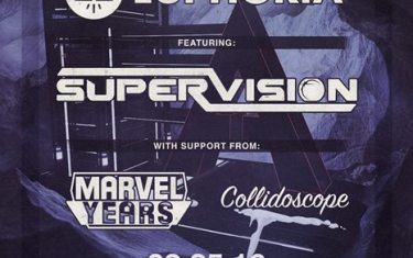 Tonight! – Road To Euphoria ft. SuperVision, Marvel Years, and Collidoscope :: TERMINAL DJs on the PATIO