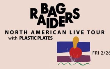 Bag Raiders w/ Plastic Plates