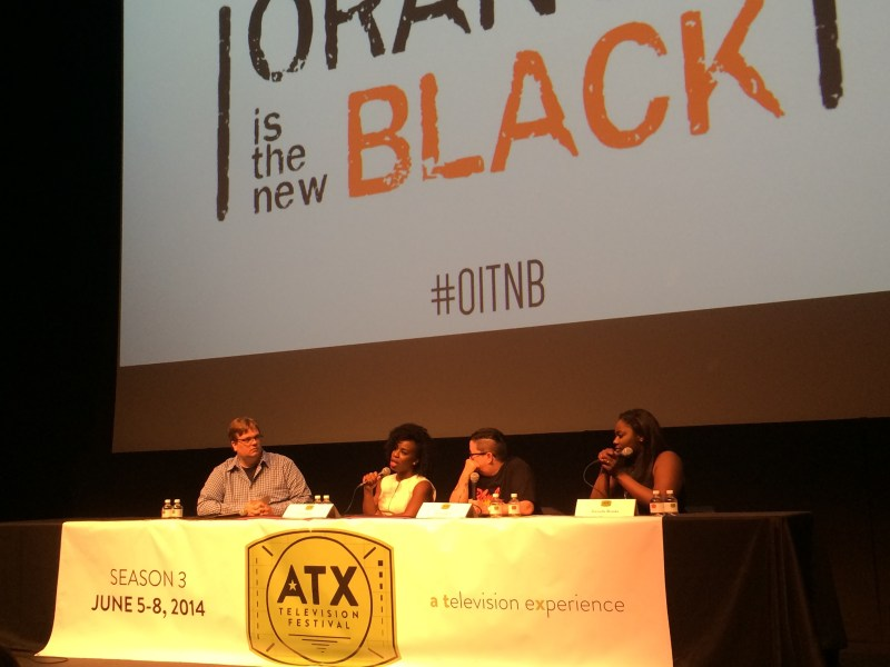 """Cast members of """"Orange is the New Black"""" at ATX Television Festival"""