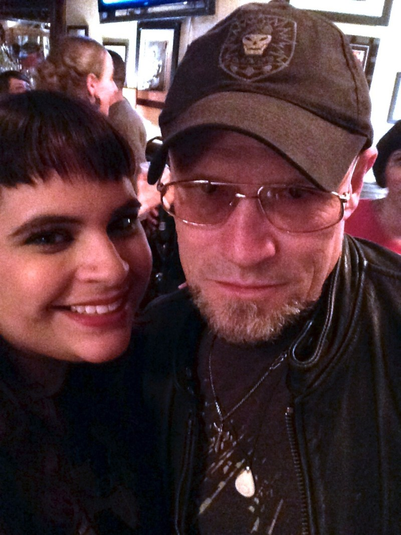 Michael Rooker at Austin Comic Con