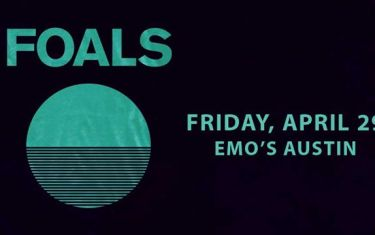 SOLD OUT Foals