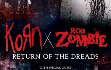 KORN & Rob Zombie: Return of the Dreads