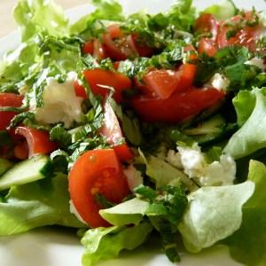 A big ol\' salad
