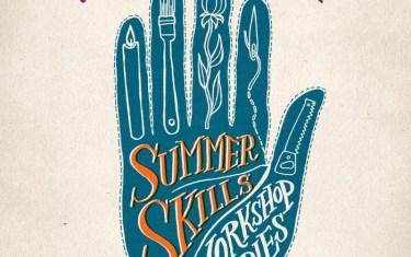 Summer Skills Workshop Series: Flower Arrangements with Bricolage