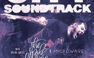 Motion City Soundtrack w/ Spill Canvas / Microwave