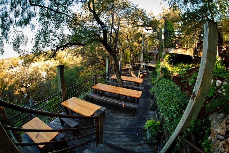 Restaurants In New Braunfels Tx On The River