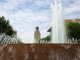 ut university of texas at austin fountain tower
