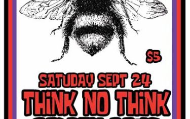 Wicked Bad presents Think No Think // Golden Boys // Gospel Truth // SXSW (the band)
