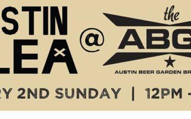 The Austin Flea at the ABGB