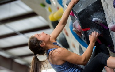 This Austinite Is Making People Take Bouldering Seriously As A Sport